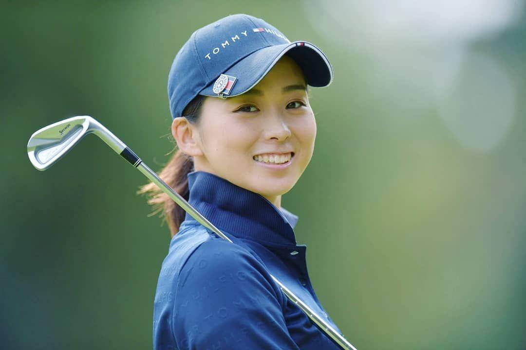 美人女子プロゴルファー